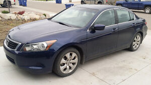 2008 Honda Accord EX-L Sedan !! LOW KMs