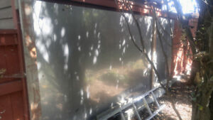 Large Stainless Steel Sheet
