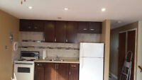 NEWLY RENOVATED TWO BEDROOM APARTMENT.....