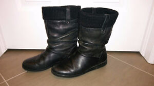 Cougar Vienna Waterproof Leather Winter Boots  $40