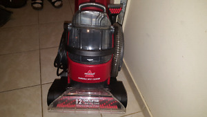 carpet cleaner Bissel Lift off deep cleaner heated