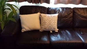 Ikea Couch Leather Sofa Cuir