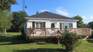 235 Main Street Odessa - Country home on municipal services!