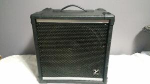 Yorkville Bass amp