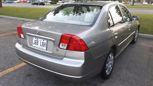 2003 Honda Civic Hatchback