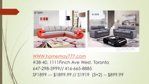 Brand New sectional Sofa $349.99(see picture9) UP