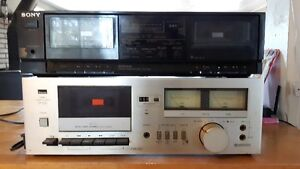 Older stereo components