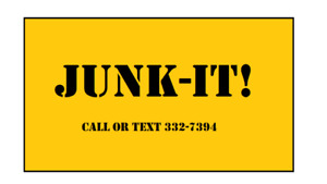 JUNK-IT Removal Services