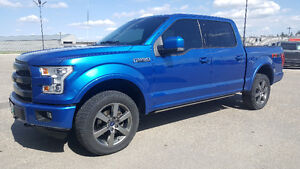 2016 Ford Lariat FX4 502 package 5.0L Personal Demo