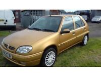 2004 CITROEN SAXO 1.1 cc....( P.X CLEARANCE .SHORT MOT,,,, NOW £300 TO CLEAR )