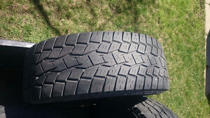 Toyo open country AT light truck tires