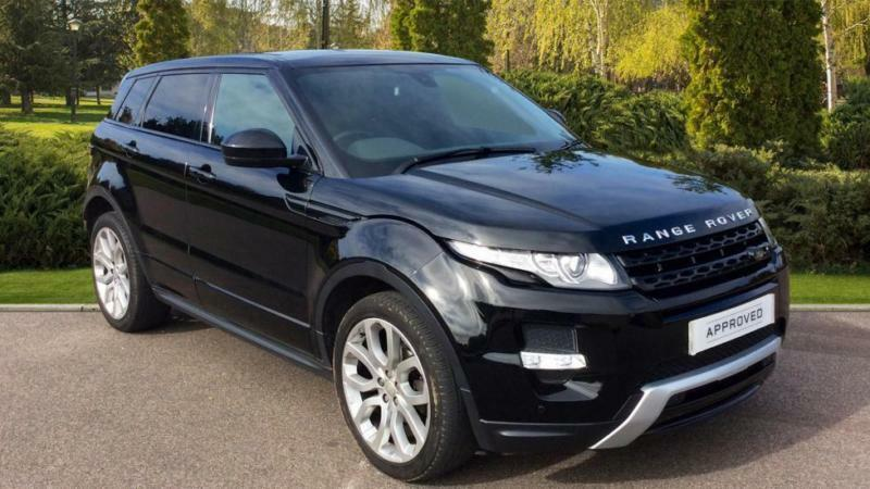 2015 Land Rover Range Rover Evoque 2.2 SD4 Dynamic 5dr (9) Automatic Diesel Hatc