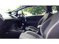 2016 Ford Fiesta 1.0 EcoBoost 140 ST-Line 3dr Manual Petrol Hatchback