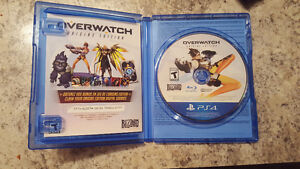 Selling: OVERWATCH (PS4) Strathcona County Edmonton Area image 2
