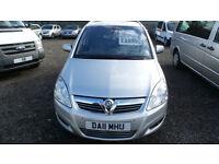 Vauxhall/Opel Zafira 1.7CDTi 16v ecoFLEX 2011MY Elite