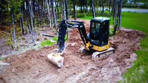 Excavating.landscaping.drainage