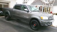 2005 Toyota Tundra double cab with only 145000kms