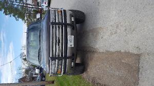 2001 Chevrolet Silverado 1500 Z71 lifted