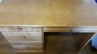 Maple Childs Desk for Sale