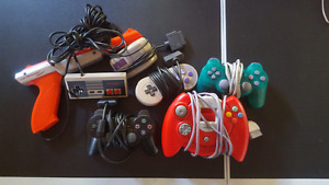 Assorted game items