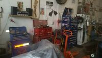 shuting down my shop.thousands of dollars of tools gota go
