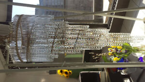 Beautiful Crystal entrance chandelier