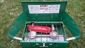 Brand new coleman model 431 gas camp stove