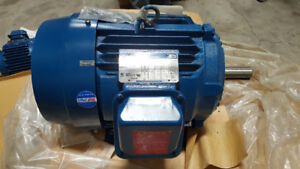 AO SMITH / CENTURY 7.5HP TRI VOLT Electric Motor Model T46031