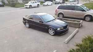 BMW 330ci w/ M package