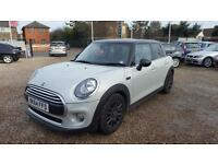 2014 Mini 1.5TD ( 114bhp ) ( Chili ) ( s/s ) AUTOMATIC Cooper D UNDER WARRANTY