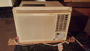large Fedders air conditioning unit