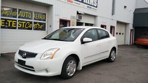 2010 Nissan Sentra 76,000km AUTOMATIC Safety/E-tested!