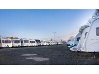 Caravan and boat storage