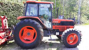 2 tracteur et loader