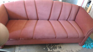 Beautiful sturdy couch for sale West Island Greater Montréal image 3