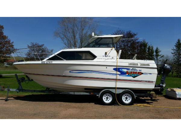 Used 1992 Bayliner 2452 Ciera Express