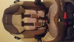Eddie Bauer 3 in 1 carseat/Booster seat