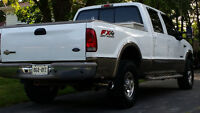 2003 Ford F-250 king ranch crew cab 4x4