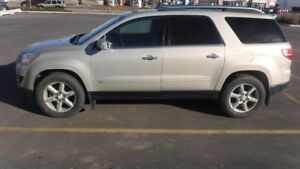 2007 Saturn Outlook AWD 4dr XR...NOBODY GETS TURNED DOWN oac