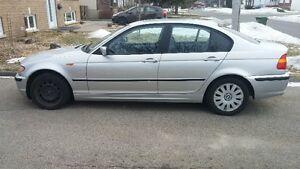 BMW 2005 TRES BON ETAT 2500$ NEG
