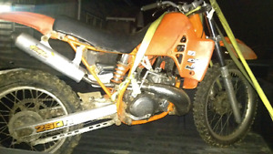 1988 CR250R parts