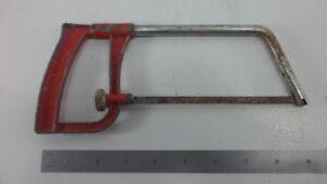 Vintage Miniature Hacksaw Made in England