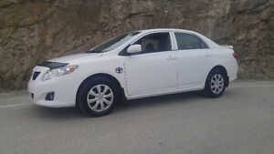 TOYOTA COROLLA 2010 *****100000KM AIR CLIMATISÉ 5995$*****