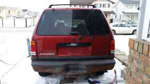 99 Ford Explorer, REMOTE STARTER!