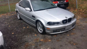 2001 BMW 330 ci with m tranny and package