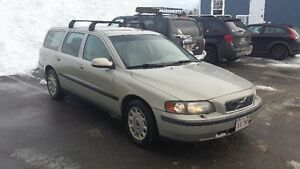 Volvo V70 Wagon - Dare to be boring!