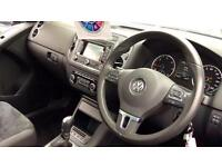 2014 Volkswagen Tiguan 2.0 TDi BlueMotion Tech Match Automatic Diesel Estate