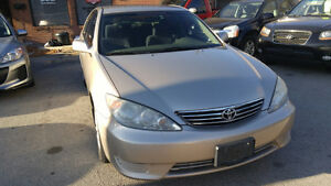 2005 TOYOTA CAMRY LE VERY CLEAN