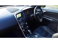 2015 Volvo XC60 D5 (215) R DESIGN Lux Nav 5dr Automatic Diesel Estate