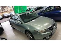 2006 HONDA ACCORD I-CTDI EXECUTIVE Green Manual Diesel